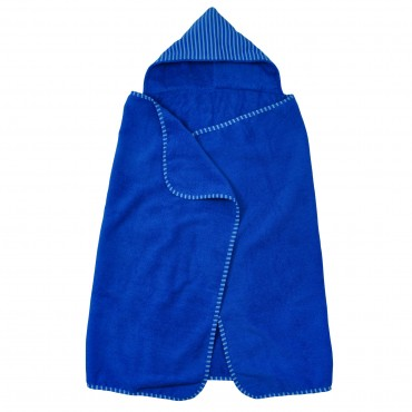 I Play Green Sprouts Organic Terry Hooded Towel