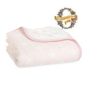Aden+Anais Cozy Muslin Dream Blanket