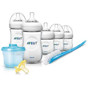 Avent Natural Infant Starter Set SCD296