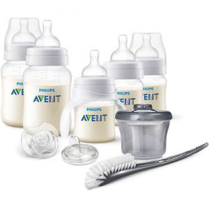 Avent Anti-colic bottle gift set SCD394/01(Newborn Starter Gift Set)