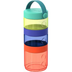 Skip Hop GRAB & GO Formula-to-Food Container Set